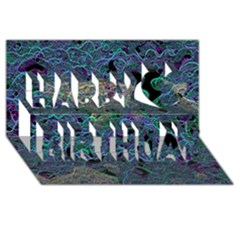 The Others 2 Happy Birthday 3D Greeting Card (8x4)
