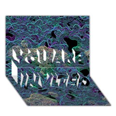 The Others 2 You Are Invited 3d Greeting Card (7x5)