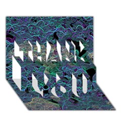 The Others 2 THANK YOU 3D Greeting Card (7x5)