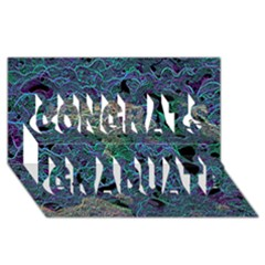 The Others 2 Congrats Graduate 3D Greeting Card (8x4)