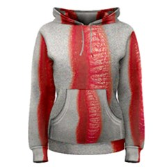Lips Women s Pullover Hoodies