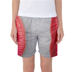 Lips Women s Basketball Shorts