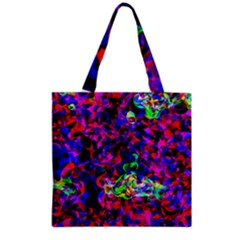 Electic Parasite Grocery Tote Bags