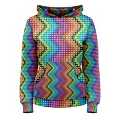 Aztec 3 Women s Pullover Hoodies
