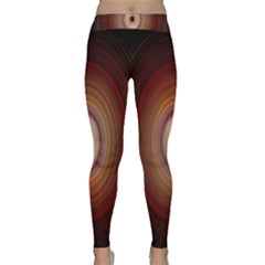 Colour Twirl Yoga Leggings