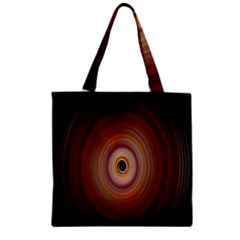 Colour Twirl Zipper Grocery Tote Bags