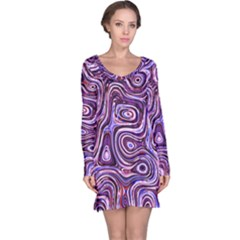 Colourtile Long Sleeve Nightdresses