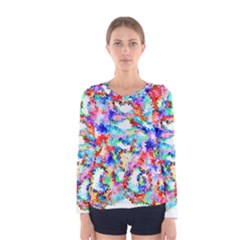 Soul Colour Light Women s Long Sleeve T Shirts