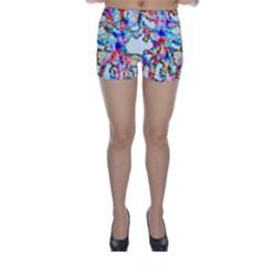 Soul Colour Light Skinny Shorts