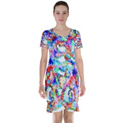 Soul Colour Light Short Sleeve Nightdresses