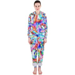 Soul Colour Light Hooded Jumpsuit (Ladies)
