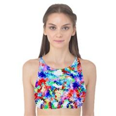 Soul Colour Light Tank Bikini Top