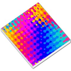 Totally Trippy Hippy Rainbow Small Memo Pads