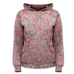 Pinkbunnyflage Women s Pullover Hoodies