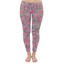 Pinkbunnyflage Winter Leggings