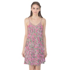 Pinkbunnyflage Camis Nightgown