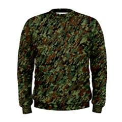Duckyflage Men s Sweatshirts