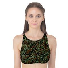 Duckyflage Tank Bikini Top