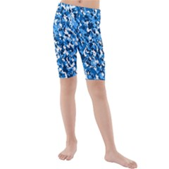 Bluebunnyflage Kid s swimwear