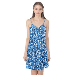 Bluebunnyflage Camis Nightgown