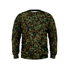 Goatflage Boys  Sweatshirts