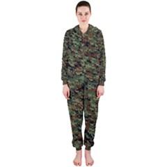 Goatflage Hooded Jumpsuit (Ladies)