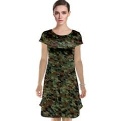 Goatflage Cap Sleeve Nightdresses