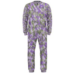 Purplebunnyflage Onepiece Jumpsuit (men)