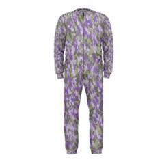 Purplebunnyflage Onepiece Jumpsuit (kids)