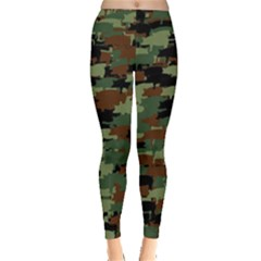 Piggyflage Women s Leggings