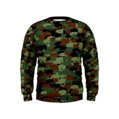 Piggyflage Boys  Sweatshirts