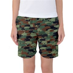 Piggyflage Women s Basketball Shorts