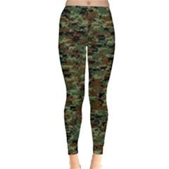 Kittyflage Women s Leggings