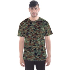 Kittyflage Men s Sport Mesh Tees