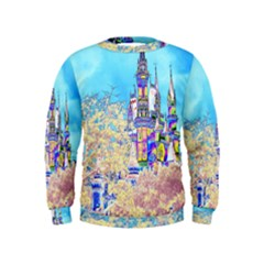 Castle For A Princess Boys  Sweatshirts