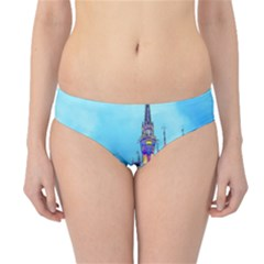 Castle For A Princess Hipster Bikini Bottoms