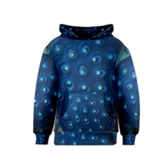 Blue Plant Kid s Pullover Hoodies