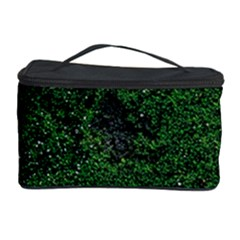 Green Moss Cosmetic Storage Cases
