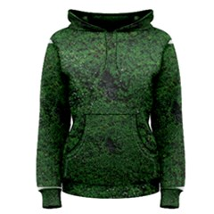 Green Moss Women s Pullover Hoodies