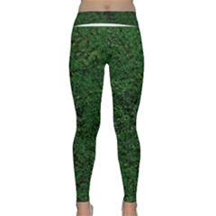 Green Moss Yoga Leggings