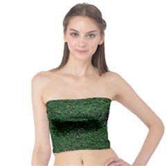 Green Moss Women s Tube Tops