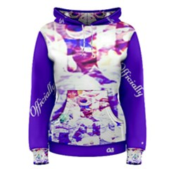 Officially Sexy Candy Collection Purple Women s Pullover Hoodie
