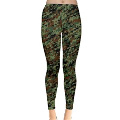 Horseflage Winter Leggings