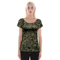 Horseflage Women s Cap Sleeve Top