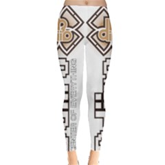 Ddiiro Logo Leggings