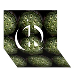 The Others Within Peace Sign 3D Greeting Card (7x5)