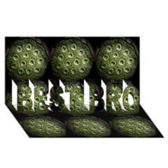 The Others Within Best Bro 3d Greeting Card (8x4)