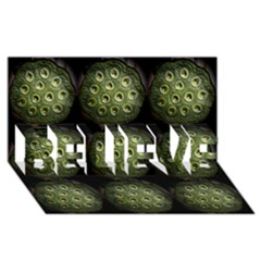 The Others Within BELIEVE 3D Greeting Card (8x4)