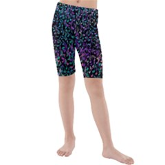 Improvisational Music Notes Kid s swimwear