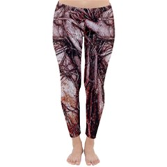 The Bleeding Tree Winter Leggings